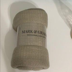 Mark & graham blanket